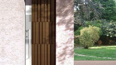 Silvelox - Porte d'entrée pleine-Silvelox-Ritz Matrix