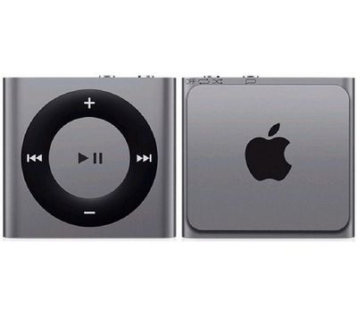 APPLE - MP3-APPLE-iPod shuffle 2 Go gris sidral - NEW