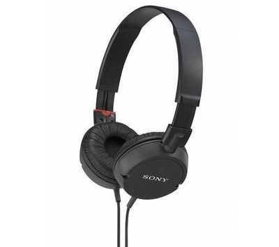 SONY - Casque-SONY-Casque MDR-ZX100 - noir