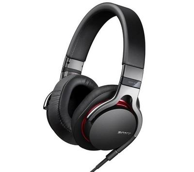SONY - Casque-SONY-Casque MDR-1RB - noir