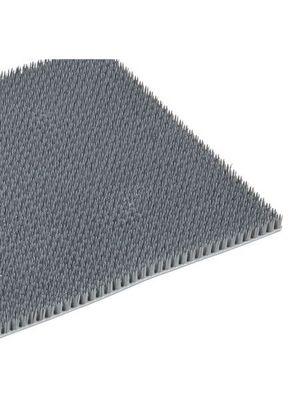 TAPISPASCHER - Paillasson-TAPISPASCHER-Tapis pas cher pour paillasson SEASON gris 40x60 e
