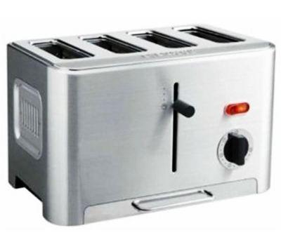 KENWOOD - Toaster-KENWOOD-Grille pain TT940 - aluminium bross