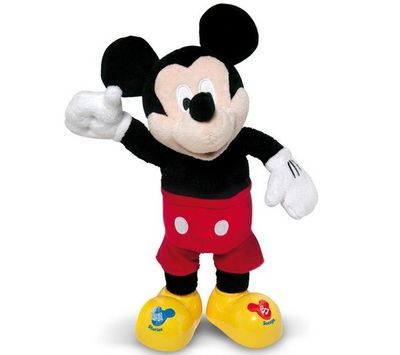 IMC TOYS - Peluche-IMC TOYS-Mickey story teller