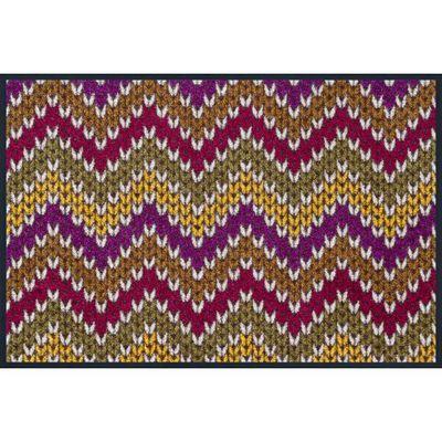 WASH  DRY - Tapis contemporain-WASH  DRY-Tapis Design Knitting ZickZack