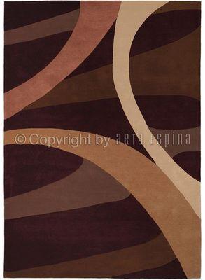 Arte Espina - Tapis contemporain-Arte Espina-Tapis Design Brownies Line