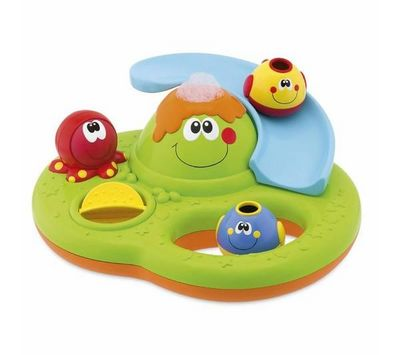 Chicco  France - Jeu d'éveil-Chicco  France-Centre d'activits de bain Bubble Island