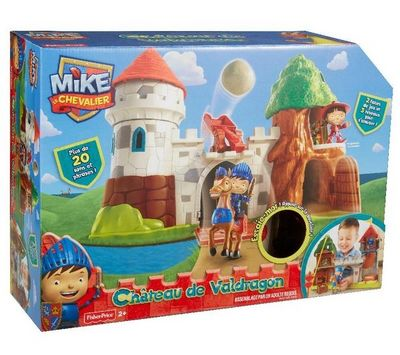 Fisher-Price - Château fort-Fisher-Price-Chteau de Valdragon