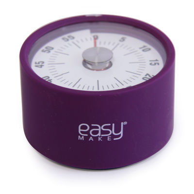 EASY MAKE - Minuteur-EASY MAKE-Easy make - Minuteur rond aimanté