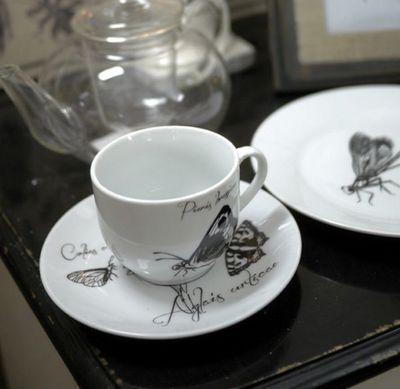 Interior's - Tasse à café-Interior's-Iris