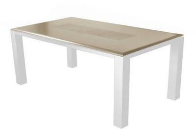 PROLOISIRS - Table de jardin-PROLOISIRS-Table de jardin Florance 180cm