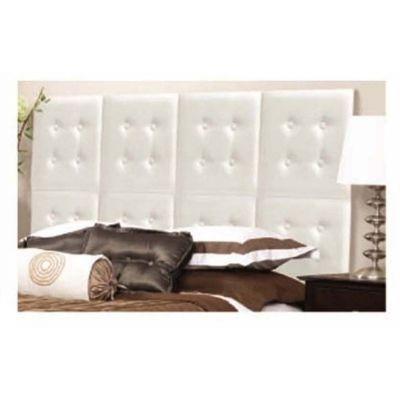 International Design - T�te de lit-International Design-T�te de lit en kit - Couleur - blanc