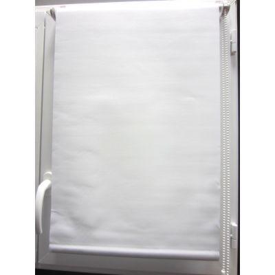Luance - Store enrouleur-Luance-Store enrouleur occultant blanc 45x180cm