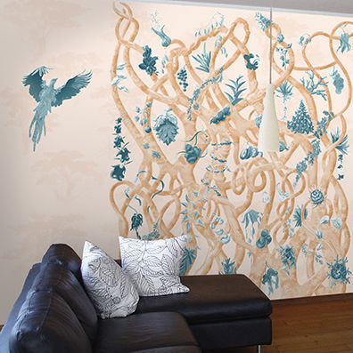 ATELIER MARETTE - Papier peint panoramique-ATELIER MARETTE-Diversit� LES WADDEN, WADDEN SEE, AMRUM