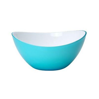 La Chaise Longue - Bol-La Chaise Longue-Bol acrylique turquoise
