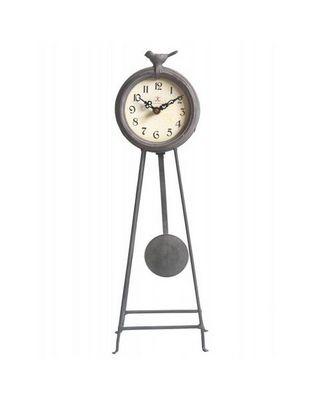 L'HERITIER DU TEMPS - Horloge à poser-L'HERITIER DU TEMPS-Horloge à Balancier en Fer 45cm