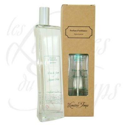 LES LUMIÈRES DU TEMPS - Parfum d'intérieur-LES LUMIÈRES DU TEMPS-Parfum d'ambiance - Yuzu du Japon - 100 ml - Les