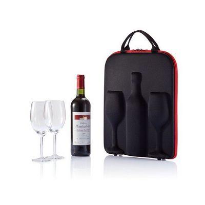 XD Design - Coffret à vin-XD Design-Pochette à vin Swirl