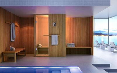 GLAss - Sauna-GLAss-Hita