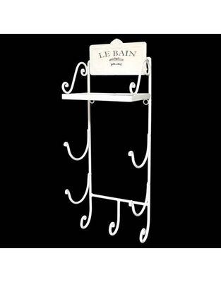 L'HERITIER DU TEMPS - Porte-serviettes-L'HERITIER DU TEMPS-Porte Serviette Salle de Bain