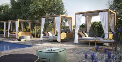 ITALY DREAM DESIGN - Lit d'extérieur-ITALY DREAM DESIGN-Day Bed