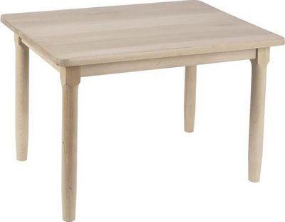 Aubry-Gaspard - Table enfant-Aubry-Gaspard-Petit table enfant en bois