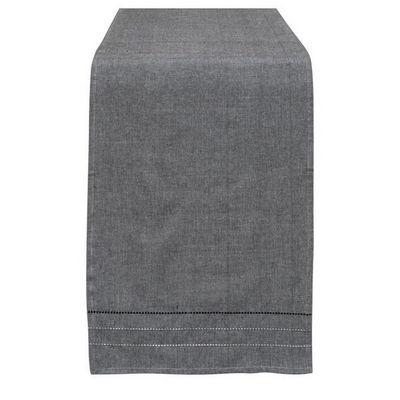 Interior's - Chemin de table-Interior's-Chemin de table gris 50x180