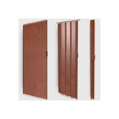WHITE LABEL - Porte pliante-WHITE LABEL-Porte accordéon pliante extensible PVC