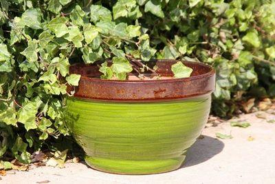Les Poteries Clair de Terre - Vasque de jardin-Les Poteries Clair de Terre-Stromboli