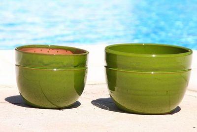 Les Poteries Clair de Terre - Pot de jardin-Les Poteries Clair de Terre-Austral