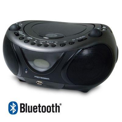 METRONIC - Radio CD MP3-METRONIC