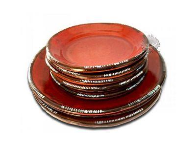 Amadera - Assiette plate-Amadera