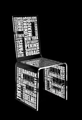Mathi Design - Chaise-Mathi Design-Chaise City Acrila
