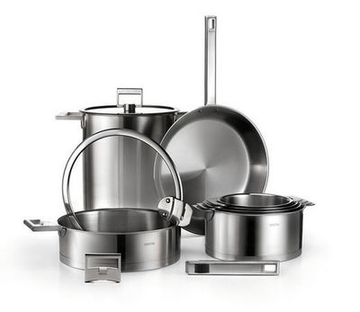Cristel - Batterie de cuisine-Cristel