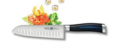 FISCHER BARGOIN - Couteau de cuisine-FISCHER BARGOIN