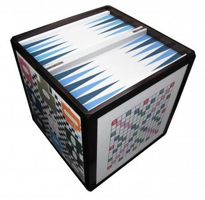 GEOFFREY PARKER GAMES - Backgammon-GEOFFREY PARKER GAMES