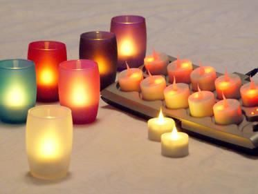SMART CANDLE FRANCE - Bougie chauffe-plat-SMART CANDLE FRANCE