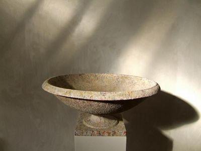 TERRES D'ALBINE - Vasque de jardin-TERRES D'ALBINE