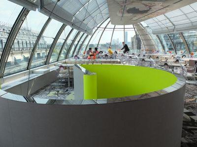 NIDO -  Agencement d'architecte Bars Restaurants-NIDO-Kong