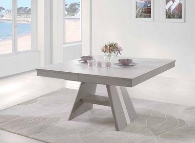 Ateliers De Langres - Table de repas carrée-Ateliers De Langres-DEAUVIL