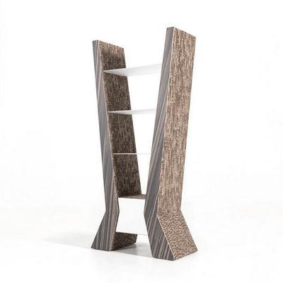 Corvasce Design - Vitrine droite-Corvasce Design-Moku Vetrinata in cartone