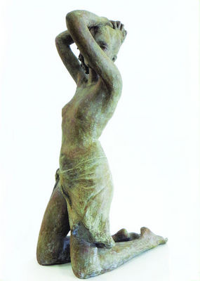 Pothin Gallard Cr�ation - Sculpture-Pothin Gallard Cr�ation
