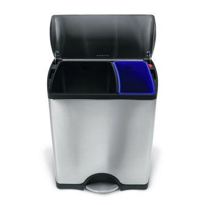 SIMPLEHUMAN - Poubelle de recyclage-SIMPLEHUMAN