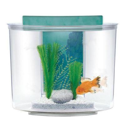 MARINA - Aquarium-MARINA-Kit Aquarium 15 litres Pompe + Filtre + Eclairage