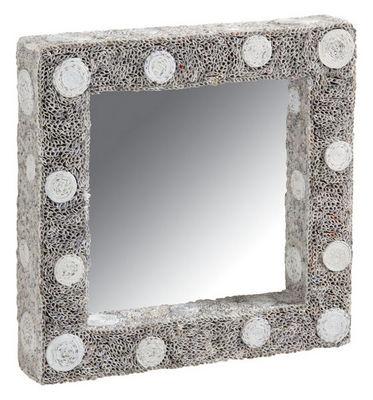 Aubry-Gaspard - Miroir-Aubry-Gaspard-Miroir carré en papier recyclé