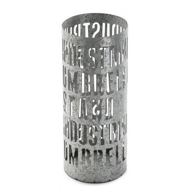 VERSA - Porte-parapluies-VERSA-Porte parapluie loft métal galvanisé