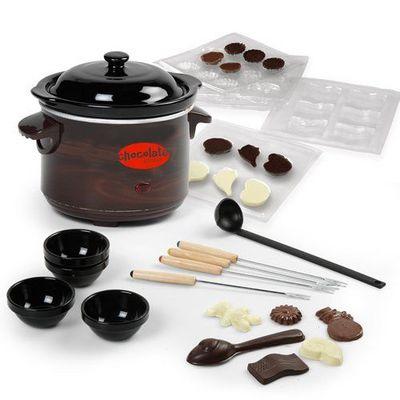 Domo - Set à fondue chocolat-Domo