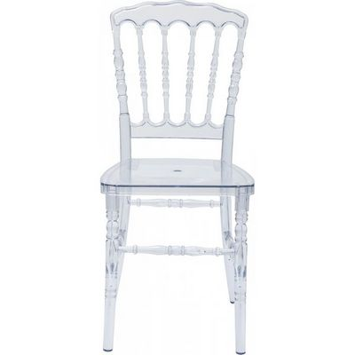 Kare Design - Chaise-Kare Design-Chaise Napoleon Clear