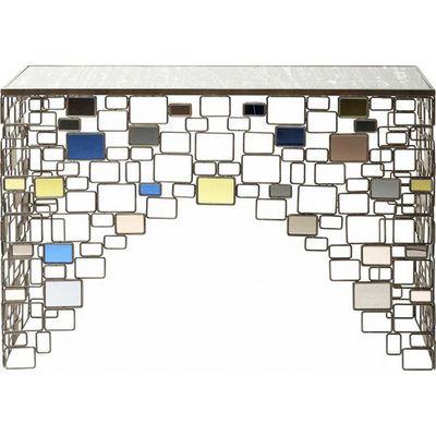Kare Design - Console-Kare Design-Console Brick Deluxe 110x35cm