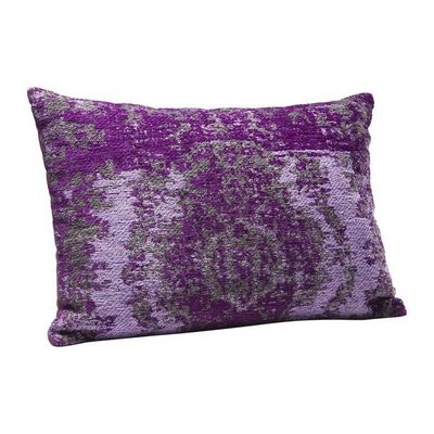 Kare Design - Coussin rectangulaire-Kare Design-Coussin Kelim Pop violet 60x40