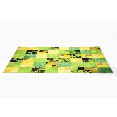 Kare Design - Tapis contemporain-Kare Design-Tapis Patchwork Square Summer 170x240